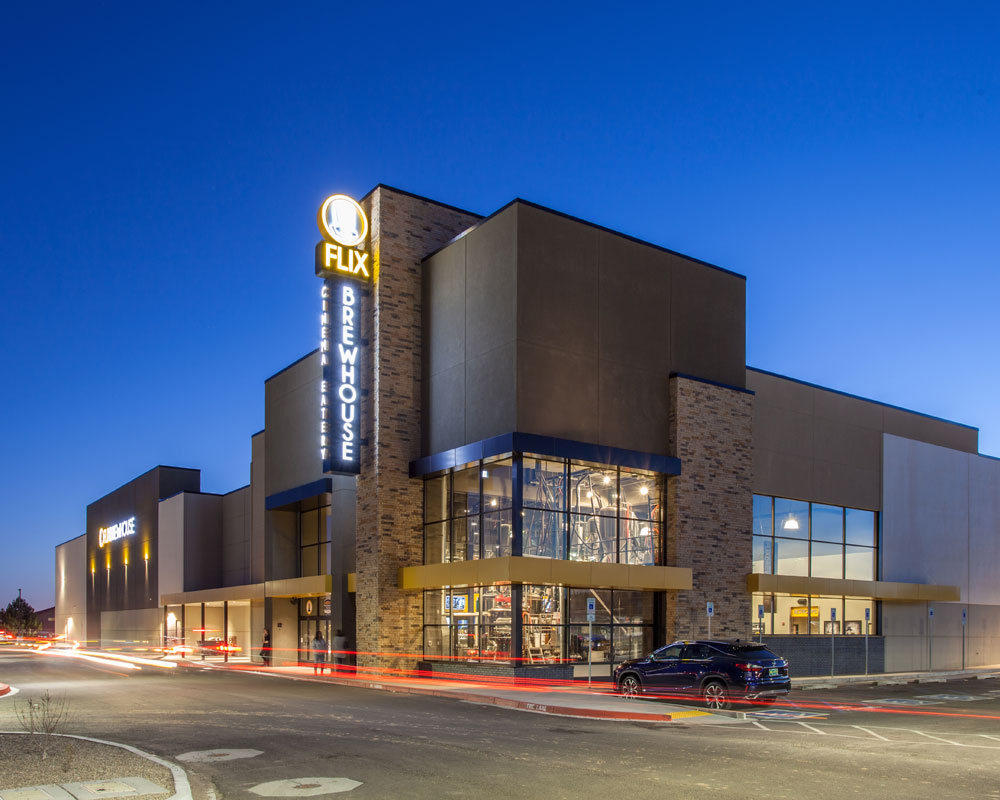 structural engineer/retail/Flix Brewhouse Albuquerque/O'Donnell & Naccarato