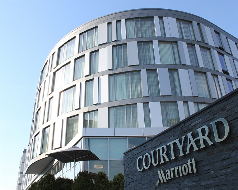 Courtyard Marriott at The Navy Yard