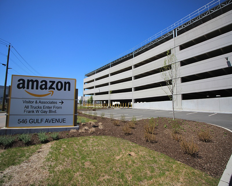 Amazon East Garage At Matrix Global Logistics Park O Donnell Naccarato