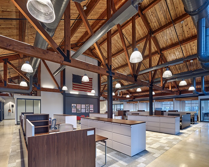 structural engineer/workplace/Equus Capital Partners Corporate Headquarters/O'Donnell & Naccarato 3