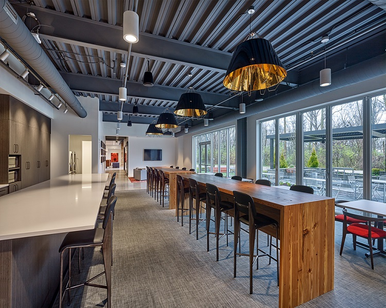structural engineer/workplace/Equus Capital Partners Corporate Headquarters/O'Donnell & Naccarato 5