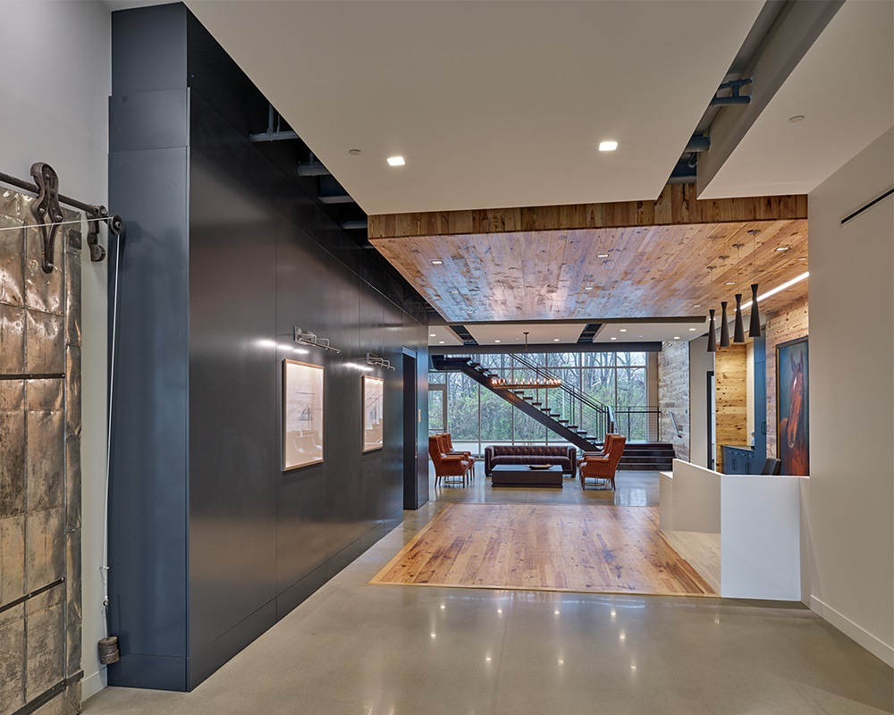 structural engineer/workplace/Equus Capital Partners Corporate Headquarters/O'Donnell & Naccarato 6