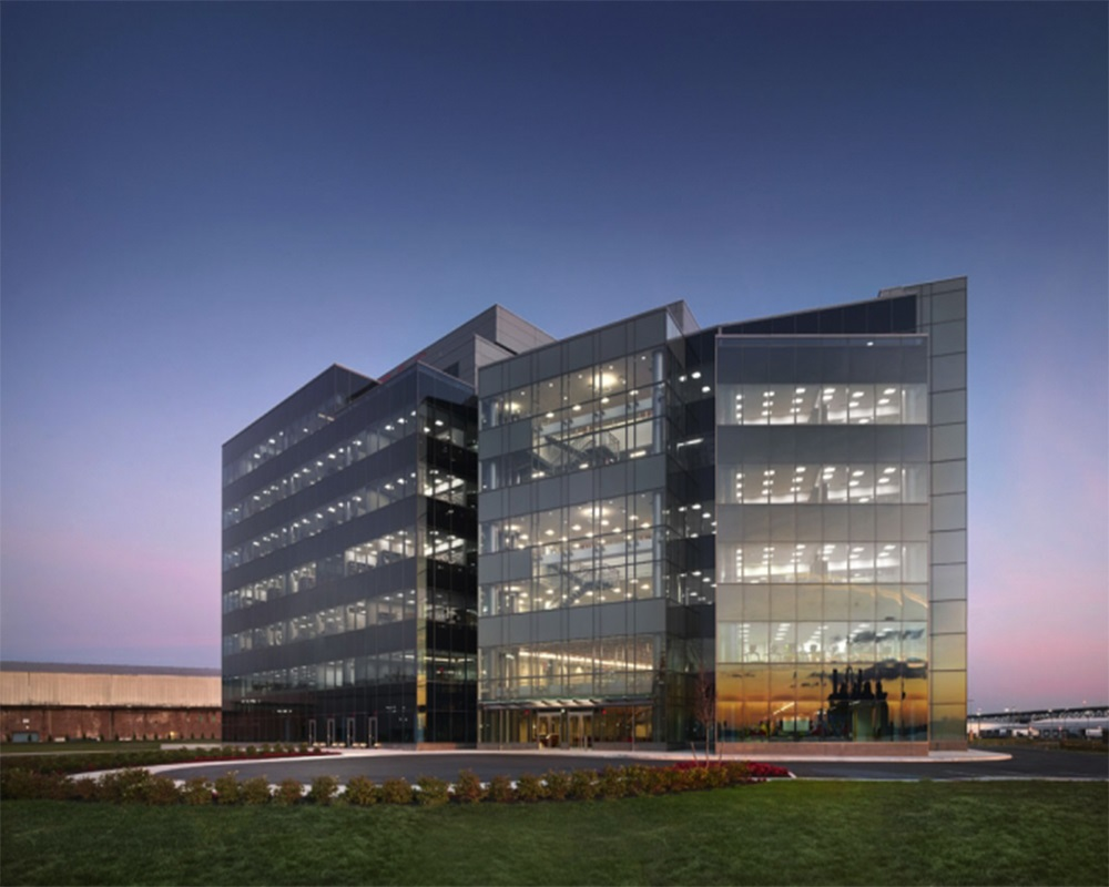 structural engineer/industrial/manufacturing/Holtec International Krishna P. Singh Technology Campus/O'Donnell & Naccarato 2