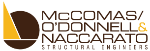McComas/O'Donnell & Naccarato logo | structural engineering firm Carmel | O'Donnell & Naccarato