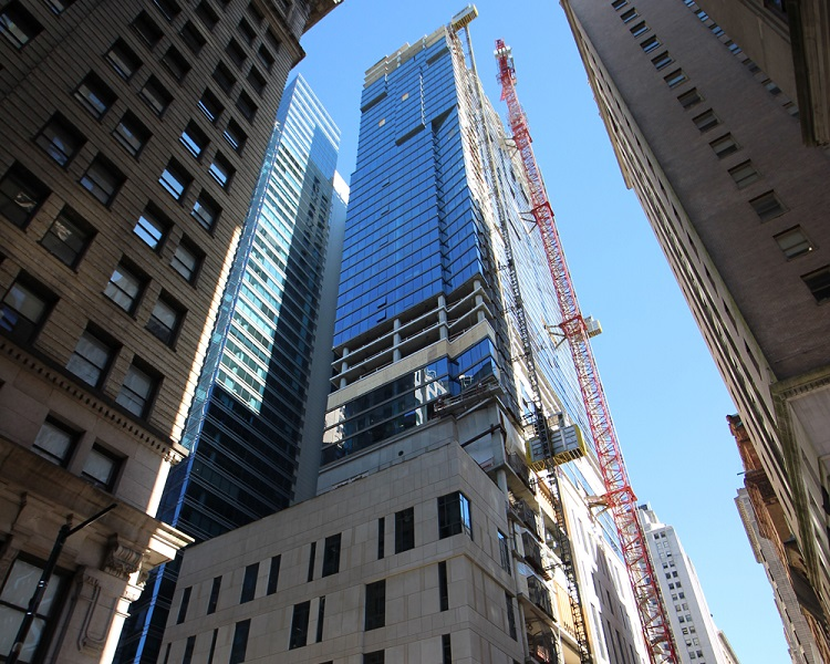 structural engineer/hospitality/W/Element Dual Hotel Tower/O'Donnell & Naccarato 2