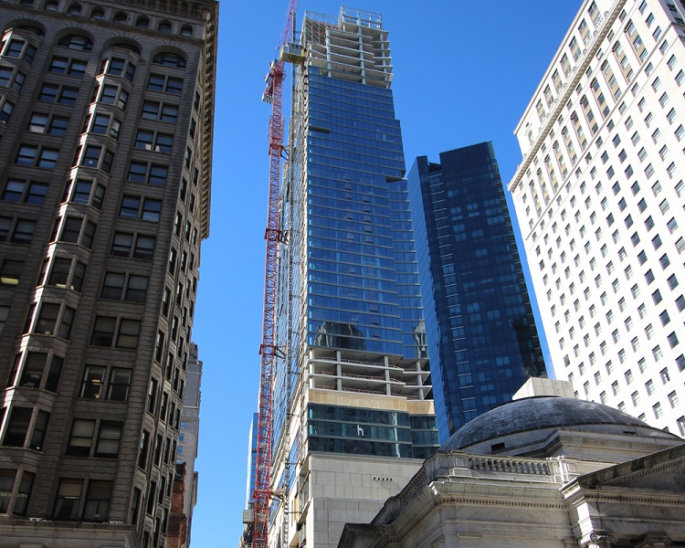 structural engineer/hospitality/W/Element Dual Hotel Tower/O'Donnell & Naccarato 3