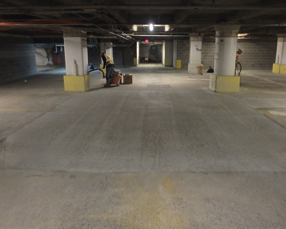 structural engineer/parking garage restoration/wanamaker garage/O'Donnell & Naccarato